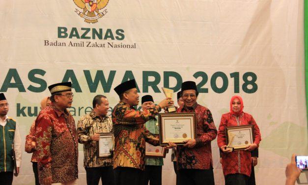 BAZNAS Award Kedua untuk Kota Bekasi