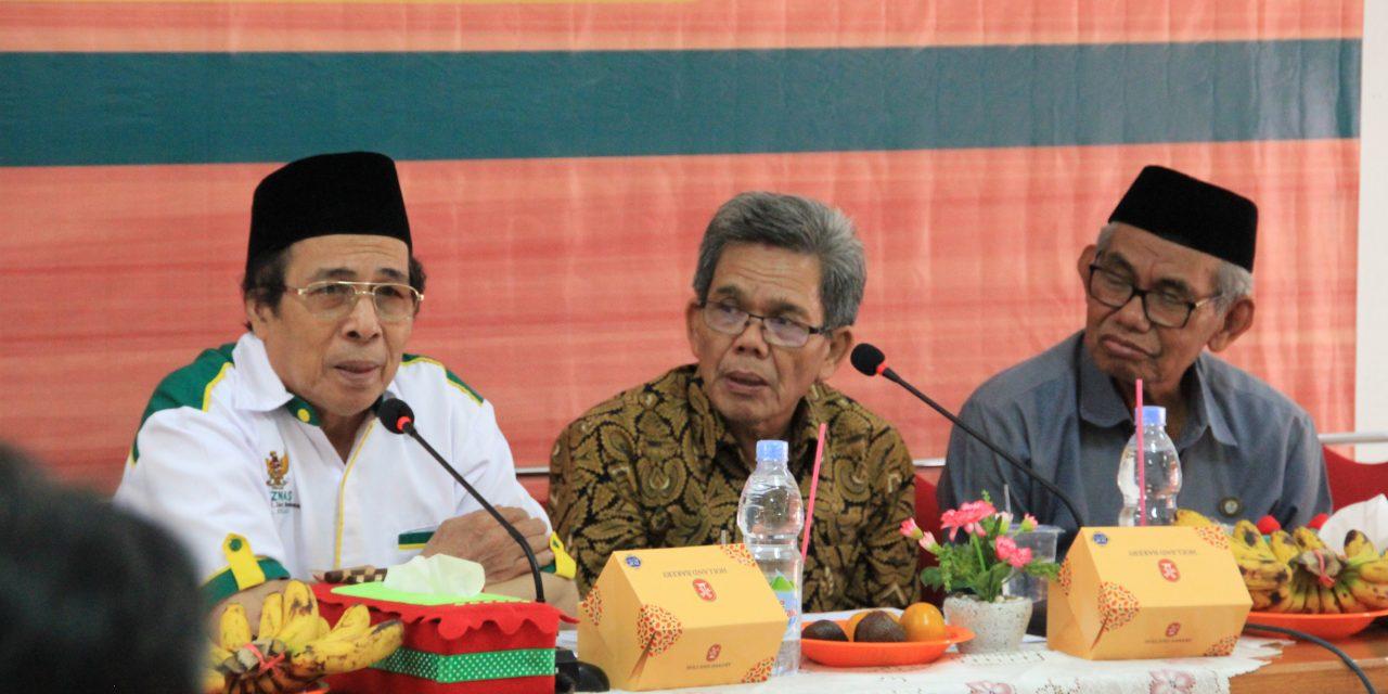 Bogor Belajar Perda Zakat di Kota Bekasi