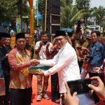 Launching Kampung Zakat di Sumur Batu
