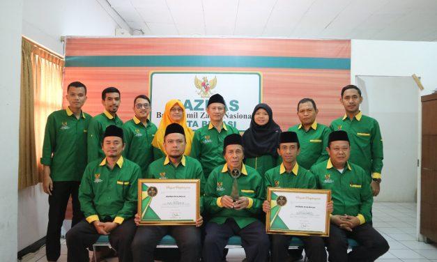 Raih BAZNAS Jabar Award 2019
