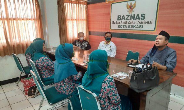 Audiensi dengan BKMM DMI Kota Bekasi