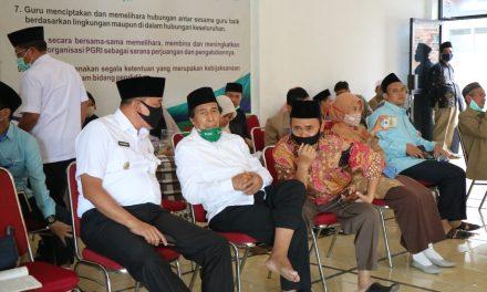 Support Kafilah Kota Bekasi di MTQ Jabar